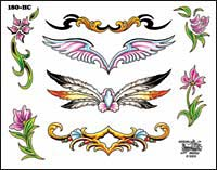 Design Sheets 180HC