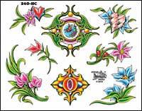 Design Sheet 240HC