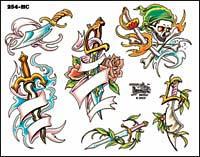 Design Sheet 254HC