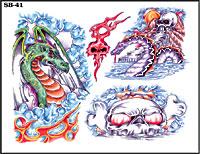 Design Sheet SB41