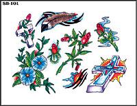 Design Sheet SB101
