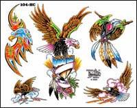Design Sheet 104HC