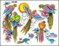 Design Sheet 111HC