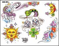 Design Sheet 122HC