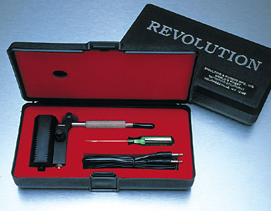 Presentation Black Box for Revolution Tattoo Machine