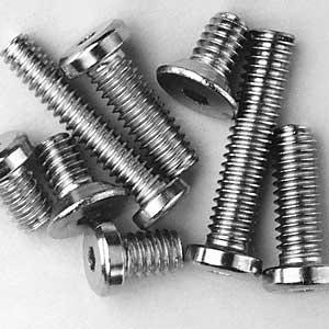 Assorted Lowhead Caphead Screws