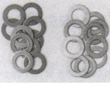 "Leeverloc™ Stainless Steel Washer Kit for 6/32"" screw"