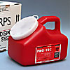 Sharps One Gallon Disposal by Mail System for Needles