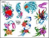 Design Sheet 1998C