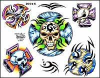 Design Sheet 2014C