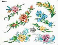 Design Sheet 2033C