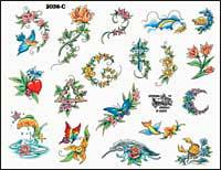 Design Sheet 2038C