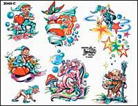 Design Sheet 2048C