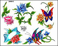 Design Sheet 2080C