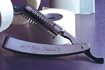 Stainless Steel Straight Razor