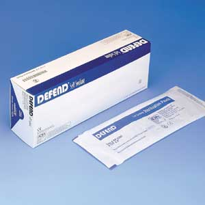 "Defend Sterilization 3.5"" x 10"" Autoclave Tattoo Pouches (Box of 200)"