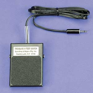 Treadlite Footswitch for DC Compact Power Supply