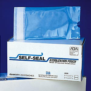 SP-1000 Sterilization Pouch