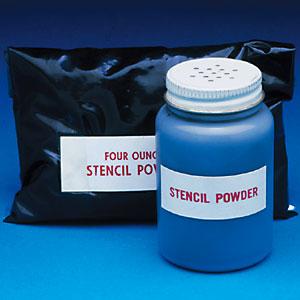 Stencil Powder