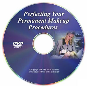 Perfecting Your Permanent Makeup Procedures For Brows, Eyes and Lips - Rotary Machine Version