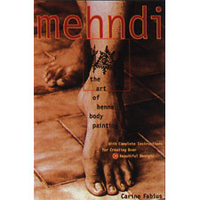 Mehndi How to Henna Book