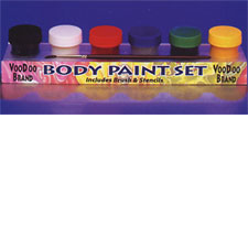 VooDoo™ Body Paint Set