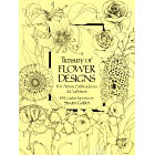 Treasury of Flower Designs<br><i>for Artists, Embroiderers & Craftsmen</i>