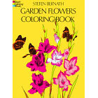 Garden Flowers<br><i>Coloring Book</i>