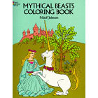 Mythical Beasts<br><i>Coloring Book</i>