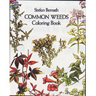 Common Weeds<br><i>Coloring Book</i>