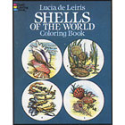 Shells of the World<br><i>Coloring Book</i>