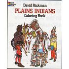 Plains Indians<br><i>Coloring Book</i>