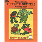 Fun with Numbers<br><i>Coloring Book</i>