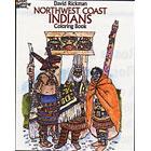 Northwest Coast Indians<br><i>Coloring Book</i>