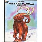 Prehistoric Mammals<br><i>Coloring Book</i>
