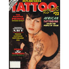 Outlaw Biker Tattoo Revue, Issue #23