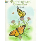 Butterflies<br><i>Coloring Book</i>