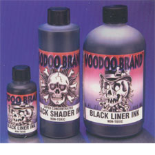 VooDoo Brand™ Super Concentrated<br><i>Black Shader Ink</i>