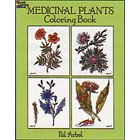 Medicinal Plants<br><i>Coloring Book</i>