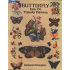 Butterfly<br><i>Iron-On Transfer Patterns</i>