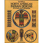 North American Indian Designs<br><i>for Artists and Craftspeople</i>