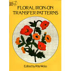 Floral Iron-On Transfer Patterns