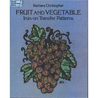 Fruit and Vegatable<br><i>Iron-On Transfer Patterns</i>