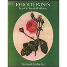 Redoute Roses<br><i>Iron-On Transfer Patterns</i>
