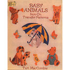 Baby Animals<br><i>Iron-On Transfer Patterns</i>