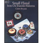 Small Floral<br><i>Iron-On Transfer Patterns</i>