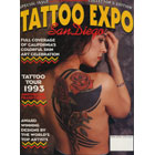 Outlaw Biker Tattoo Expo San Diego, Issue #10
