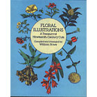 Floral Illustrations<br><i>A Treasury of Nineteenth-Century Cuts</i>