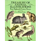 Treasury of Animal Illustrations<br><i>From Eighteenth-Century Sources</i>