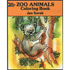 Zoo Animals<br><i>Coloring Book</i>